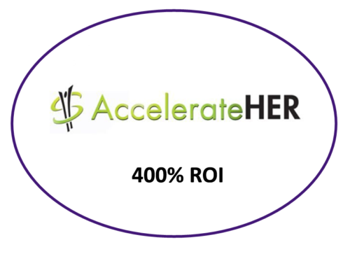 GetLinkedInHelp.com Client Success Story Podcast: How AccelerateHer CEO Built Trust on LinkedIn to Gain a 400% ROI